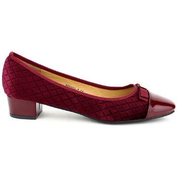 Chaussures Femme Ballerines / babies Cendriyon Ballerines Bordeaux Chaussures Femme, Bordeaux