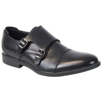 Chaussures Homme Derbies Kebello Chaussures ELO586 noir