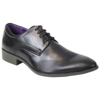 Chaussures Homme Derbies Kebello Chaussures ELO523 noir