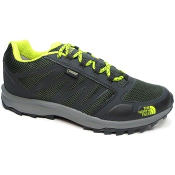 Chaussures Homme Running / trail The North Face Litewave Fastpack Gtx Goretex Gris