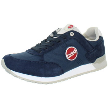 Chaussures Homme Baskets basses Colmar Baskets Travis  ref_col41809 marine marine