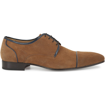 Chaussures Homme Derbies Heyraud Derby FODIL Marron