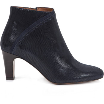 Chaussures Femme Bottines Heyraud Bottine FADIA Bleu