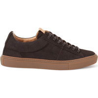 Chaussures Homme Baskets basses Heyraud Basket FLAVIEN Marron