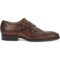 Chaussures Homme Derbies Heyraud Derby boucle FINLAY Marron