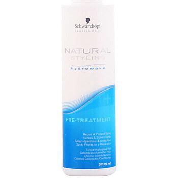 Beauté Soins & Après-shampooing Schwarzkopf Natural Styling Hydrowave Pre-treatment  200 ml