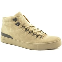 Chaussures Homme Baskets basses Blackstone Chaussures  Om55 Wild Dove Marron Clair