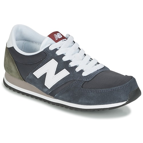 new balance u420. chaussures baskets basses new balance u420 marine e