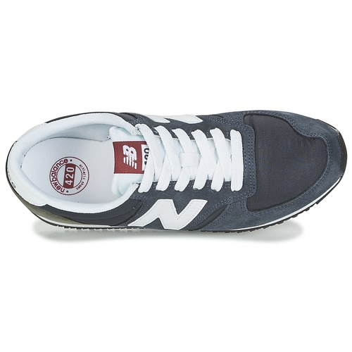 Chaussures Basses New Baskets U420 Marine Balance EH9ID2
