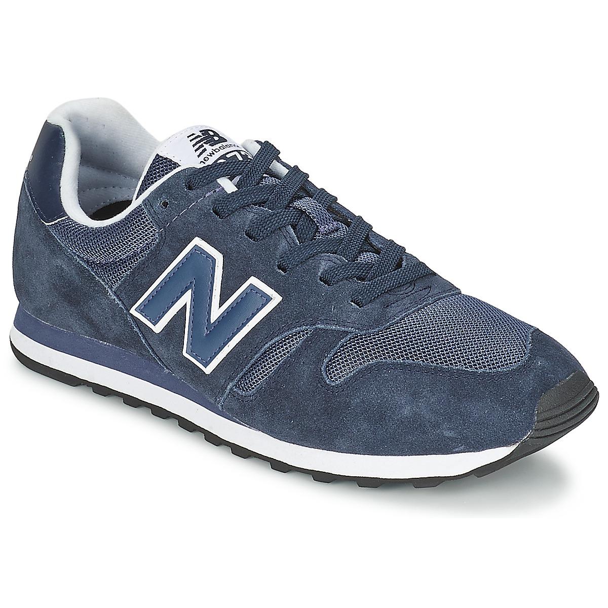 new balance 373 bleu