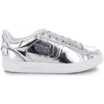 Chaussures Femme Baskets mode Trussardi Baskets- Gris