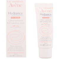 Beauté Hydratants & nourrissants Avene Hydrance Optimale Uv Riche Crème Hydratante Pss Spf20  40 ml