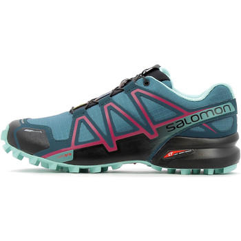 Chaussures Femme Running / trail Salomon Speedcross 4 CS Women Mallard blue