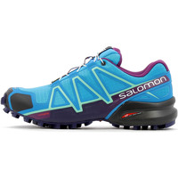 Chaussures Femme Baskets basses Salomon Speedcross 4 W Hawaiian Surf Astral