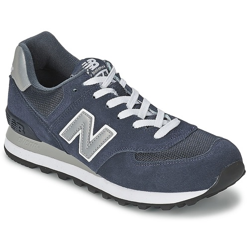 Chaussures Baskets basses New Balance M574 Marine