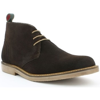 Chaussures Homme Boots Kickers TYL Marron