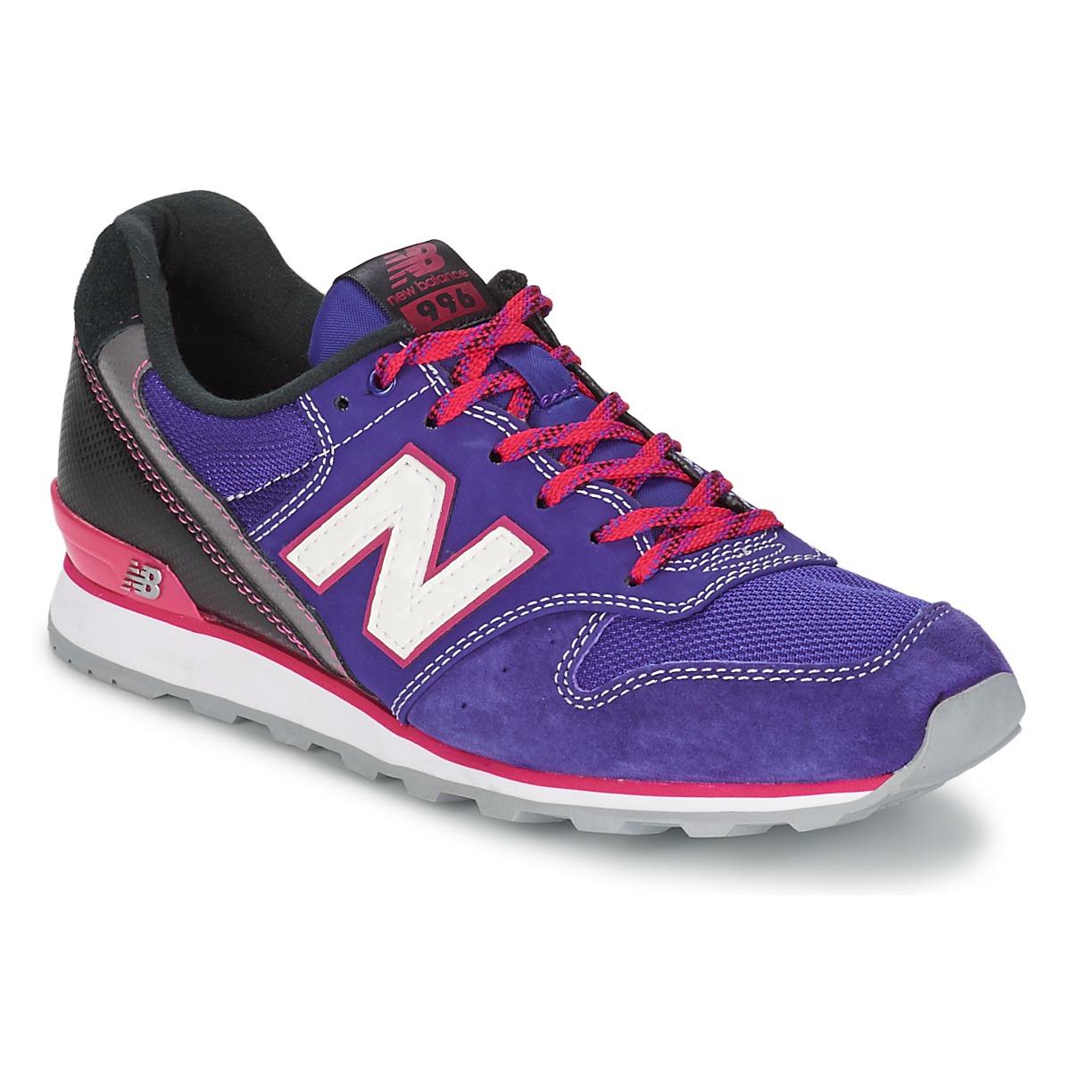 New Balance WR996 Violet