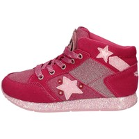 Chaussures Fille Baskets montantes Lelli Kelly 6522 Basket Fille Pink Pink