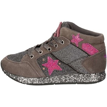 Chaussures Fille Baskets montantes Lelli Kelly 6522  Fille Grey Grey