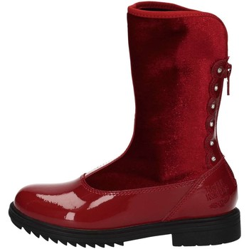 Chaussures Fille Bottes ville Lelli Kelly 7665  Fille Red Red