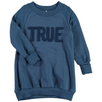 Vêtements Garçon Sweats Name It Kids Sweat Nelise majolica blue (sp)