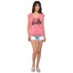 Vêtements Femme Tops / Blouses Kaporal T-Shirt FLY Garnet ROSE (sp) Rose