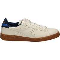 Chaussures Homme Baskets basses Diadora GAME L LOW blanc