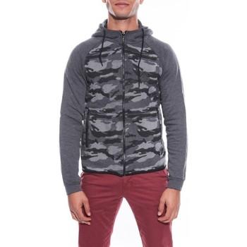 Vêtements Homme Sweats Ritchie SWEAT ZIPPE WARELL Gris