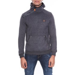 Vêtements Homme Sweats Ritchie SWEAT CAPUCHE WASLAW Gris