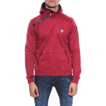 Vêtements Homme Sweats Ritchie SWEAT CAPUCHE WASLAW Rouge