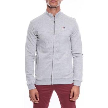 Vêtements Homme Sweats Ritchie SWEAT ZIPPE WELTAZ Gris clair