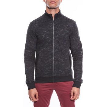 Vêtements Homme Sweats Ritchie SWEAT ZIPPE WENFLY Noir