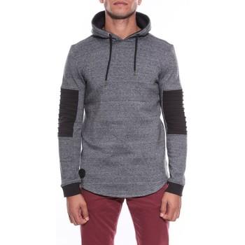 Vêtements Homme Sweats Ritchie SWEAT LONG OVERSIZE WERNO Noir