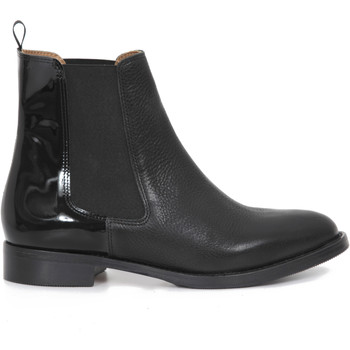 Chaussures Femme Bottines Heyraud Boot FORTUNA Noir
