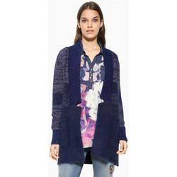 Vêtements Femme Gilets / Cardigans Desigual Gilet Jane Marino 17WWJF81