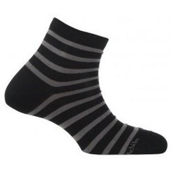 Chaussettes Achile chaussettes courtes rayures en coton