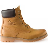 Chaussures Homme Boots Panama Jack Chaussures  Panama 03 Igloo Vintage Marron Clair