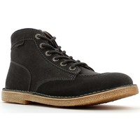 Chaussures Homme Boots Kickers ORILEGEND Gris Fonce