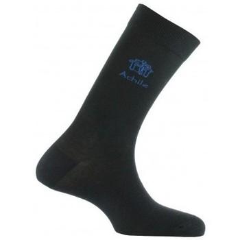Accessoires Homme Chaussettes Achile Mi-chaussettes Gentlemen en coton Noir