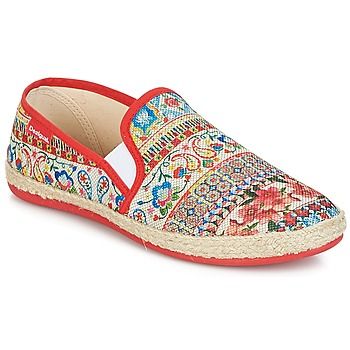 Chaussures Femme Slips on Desigual GRATIFIP-BLOU Rouge