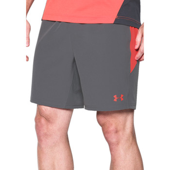 Vêtements Homme Shorts / Bermudas Under Armour Pitch II FlowFree Woven Short Grau