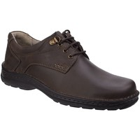 Chaussures Homme Derbies Hush puppies GEOGRAPHY LACE H104687 Brown