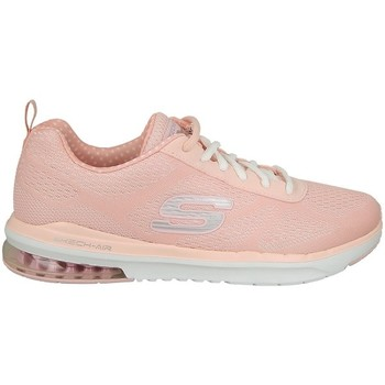 Chaussures Femme Baskets mode Skechers SKECHAIR INFINITY Rose