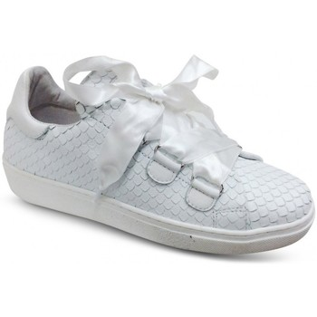 Chaussures Femme Baskets mode Reqins Baskets SOPRANO Blanc blanc