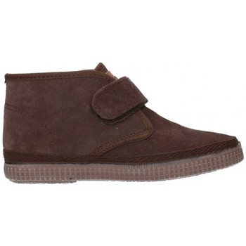 Chaussures Garçon Boots Natural World 525 Niño Marron marron