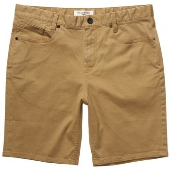 Vêtements Garçon Shorts / Bermudas Billabong Short  Outsider 5 Pockets - Camel Marron