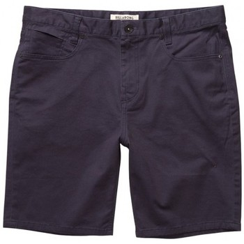 Vêtements Garçon Shorts / Bermudas Billabong Short  Outsider 5 Pockets - Navy Bleu