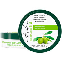 Beauté Hydratants & nourrissants Naturalium Oliva 100% Body Butter  200 ml