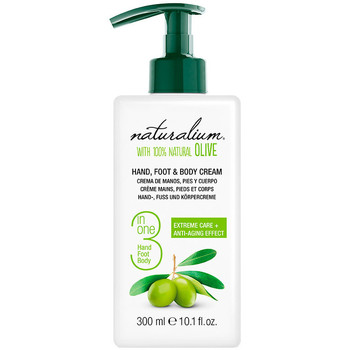 Beauté Soins mains et pieds Naturalium Oliva 100% Hand, Foot & Body Cream  300 ml
