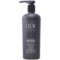Beauté Homme Soins de la barbe American Crew Shaving Skincare Moisturizing Shave Cream  450 ml